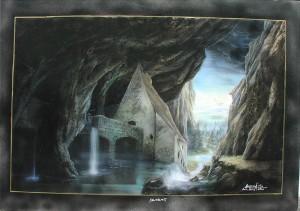 Krabatentwürfe - Die Mühle