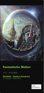 Einladungskarte Fantastische Welten