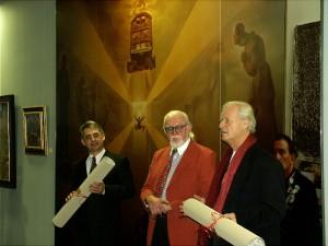 Dali Waggon auf dem Gemälde von Salvador Dali