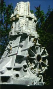 Audi Getriebe Burg I