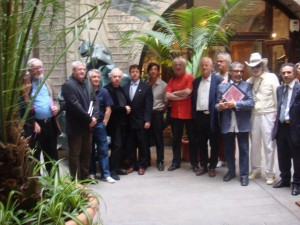 Vernissage Königliche Akademie Barcelona