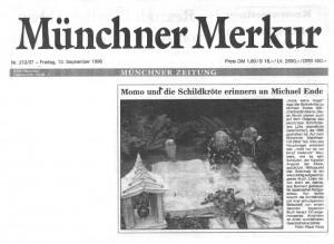 Michael Ende Grabmal Artikel