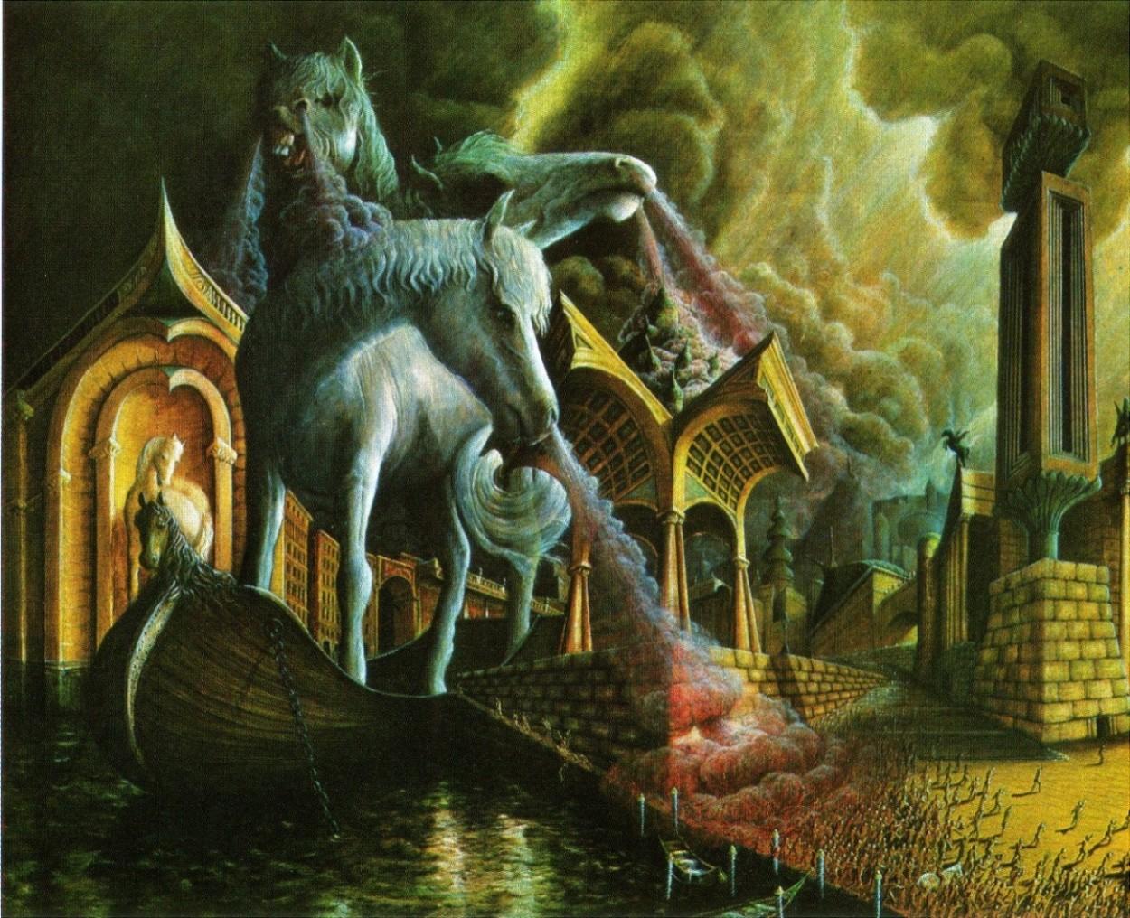 Trojanisches Pferd ttip ceta tisa monsanto