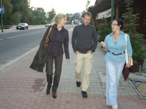 Spaziergang in Szczyrk