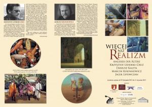 Mehr als Realismus - Kunstausstellung in Polen