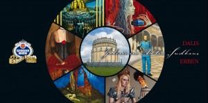 Katalog Dalis Erben malen die Befreiungshalle
