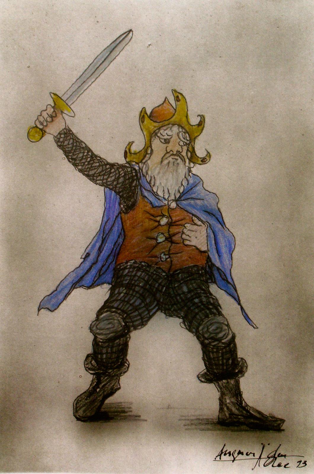 Angerer_der_Aeltere_Der_kleine_Hobbit_Thorin