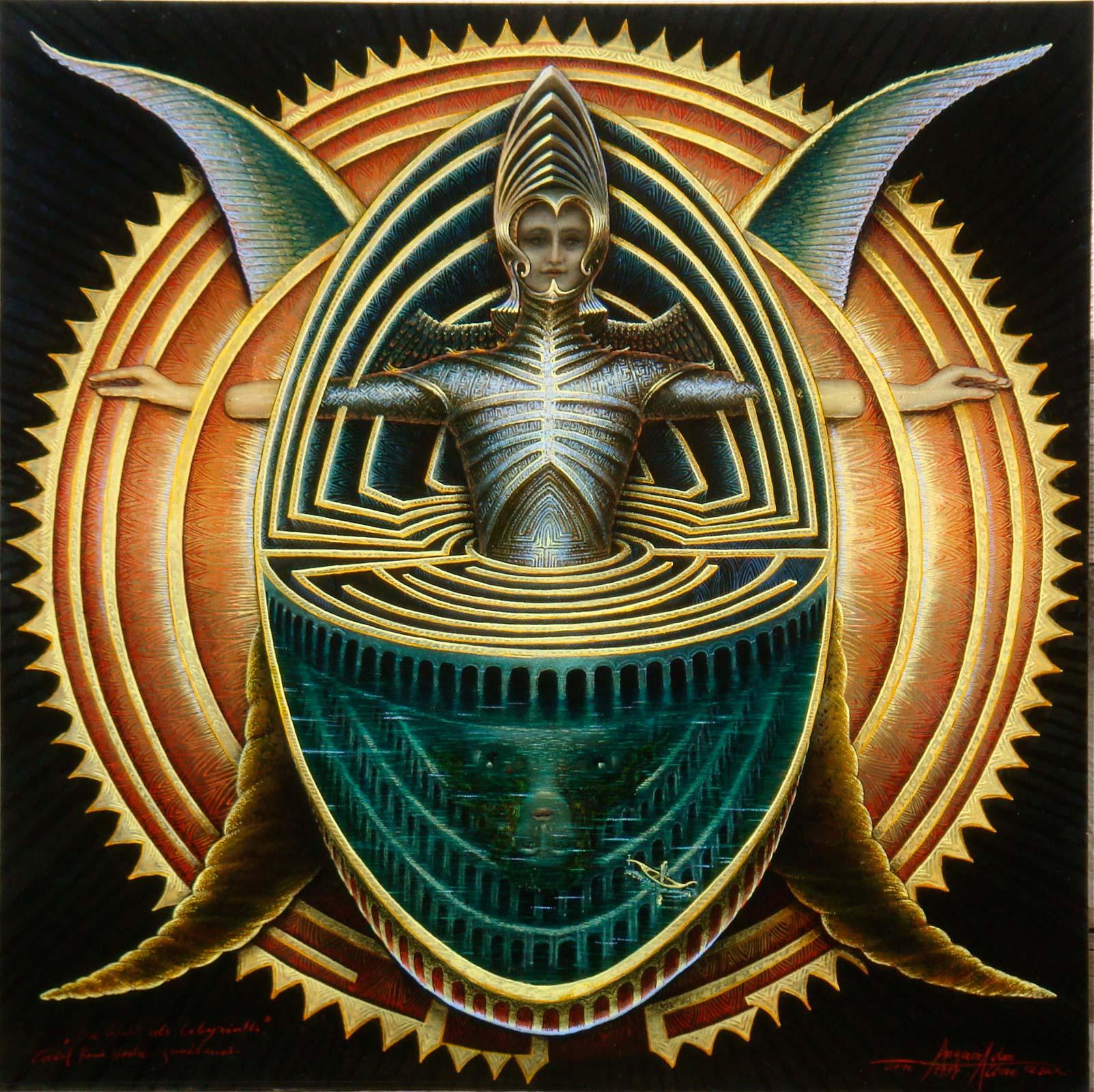 Die Welt als Labyrinth II - Auf Anfrage