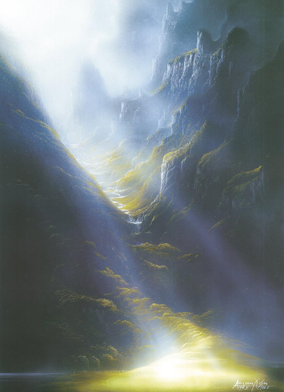 Das Lattengebirge