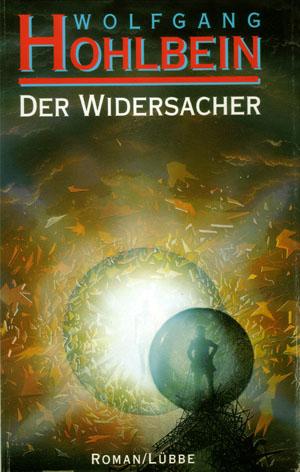 Titelcover für Roman von Wolfgang Hohlbein - Auftragskunst