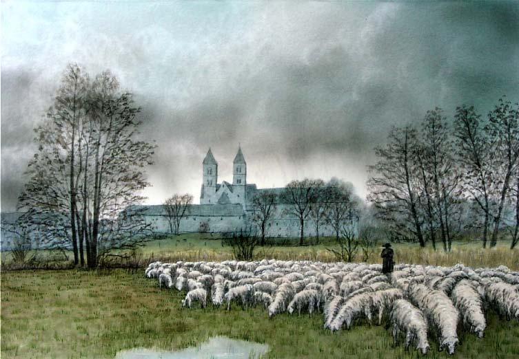 Angerer_der_Aeltere_Klosterkirche_Biburg