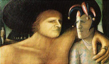 Ludwig selbdritt