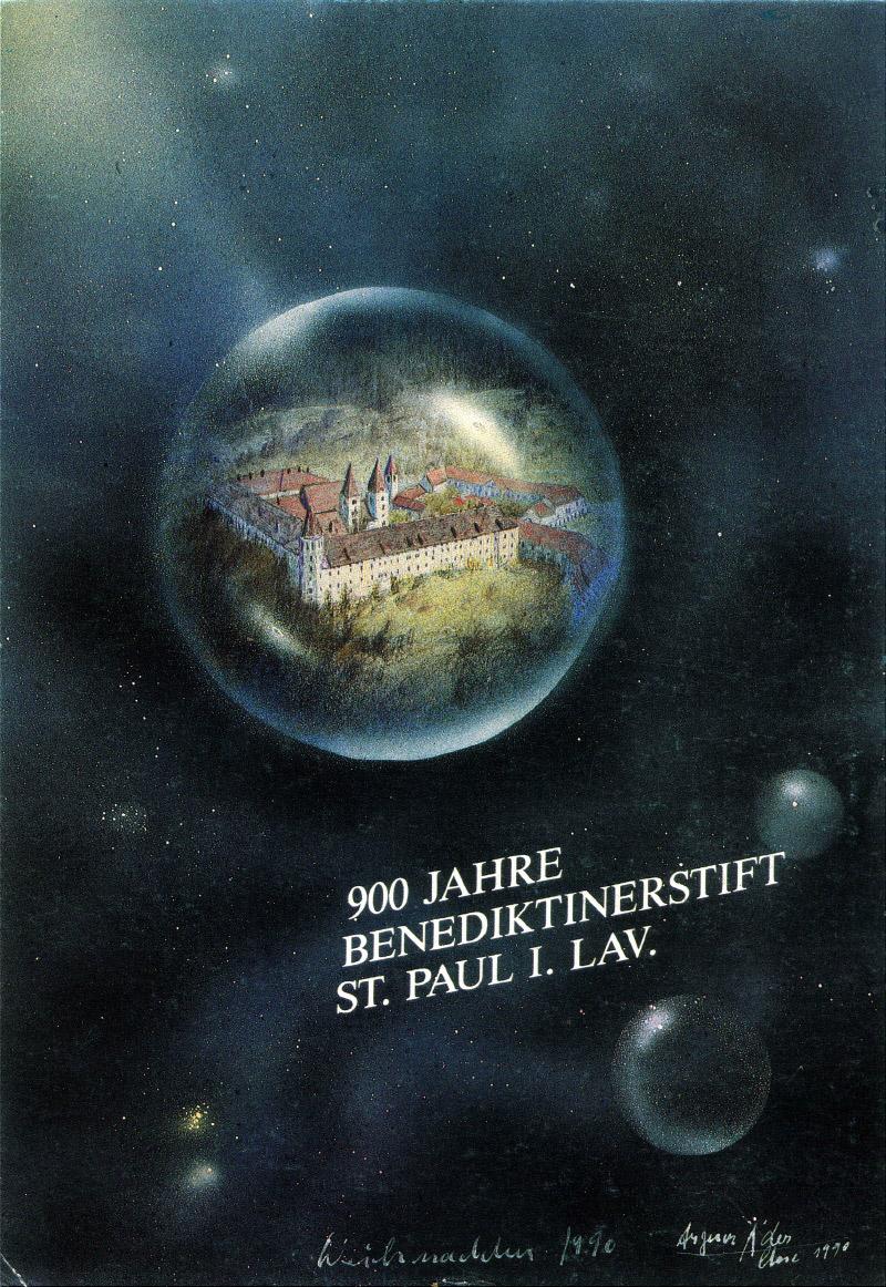 900 Jahre St.Paul in Kärnten - Auftragskunst