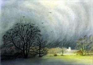 Sturm über Biburg