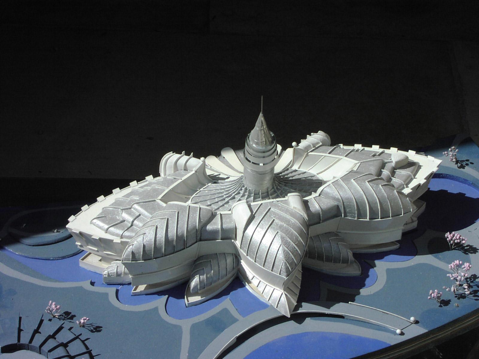 Architekturwettbewerb Landtag Düsseldorf