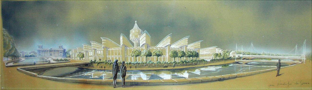 Architekturwettbewerb Deutscher Bundestag