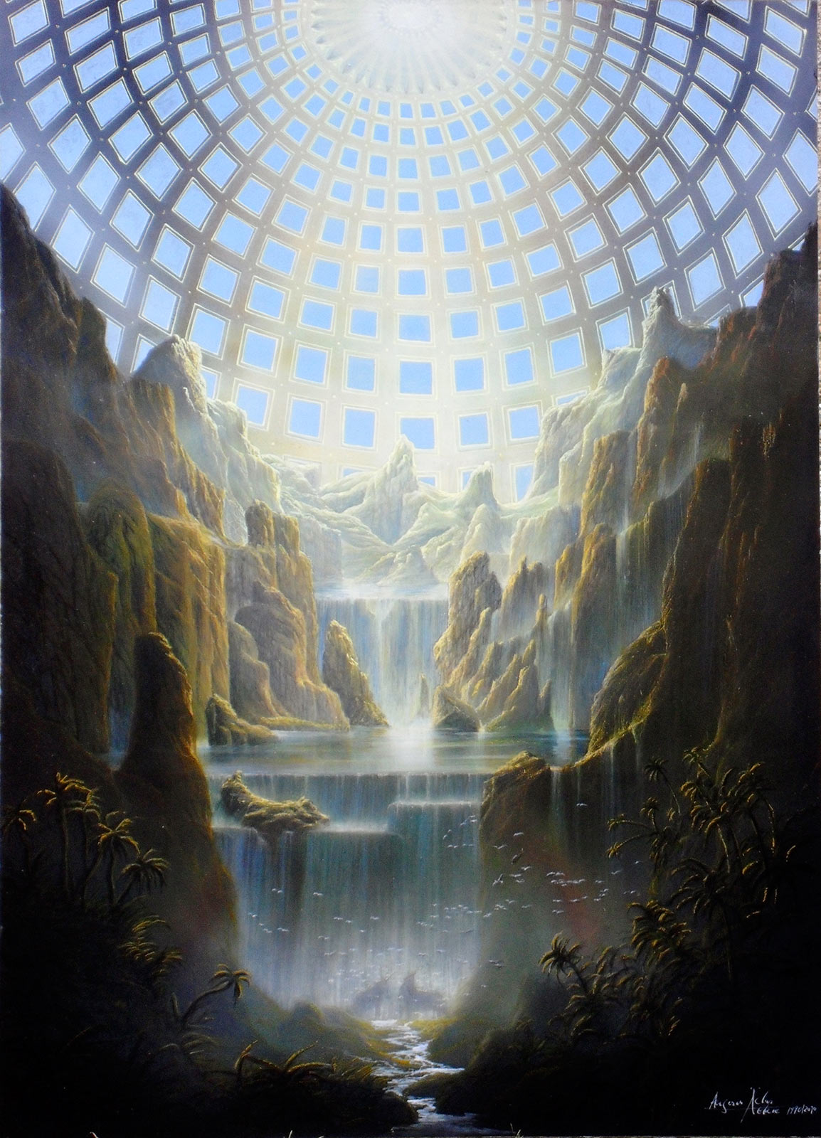 Die Wasser des Lebens