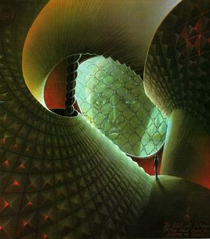 Die Welt als Labyrinth I - Hommâge am Gustav René Hocke
