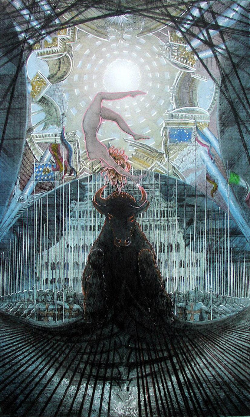 auszug aus dem triptychon die seele europas