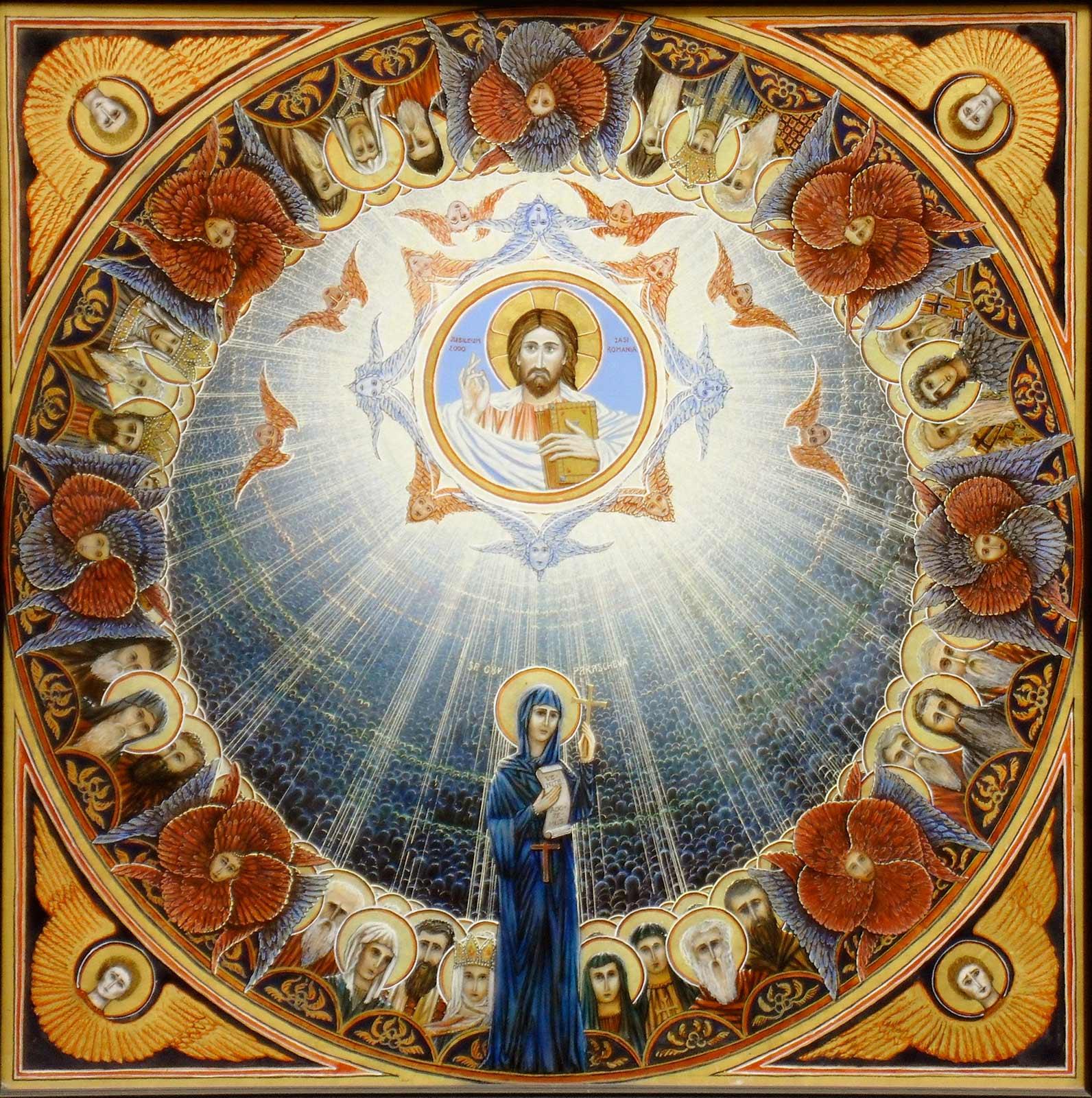 die heilige paraschewa ist die nationalheilige in rumänien
