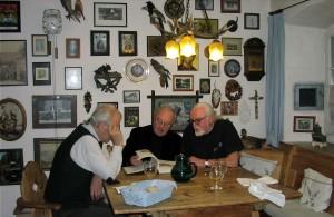 Beim Künstler in Biburg