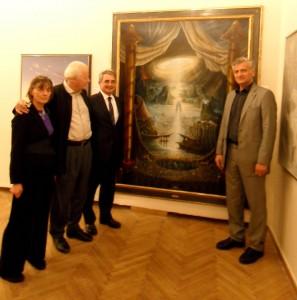 Dalis Erben im Phantastenmuseum