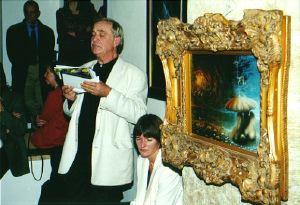 Ausstellung und Lesung in Kelheim