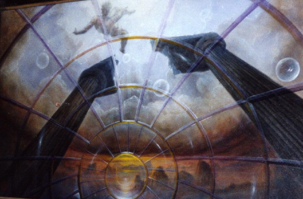 Ikarus VIII - Auftragskunst