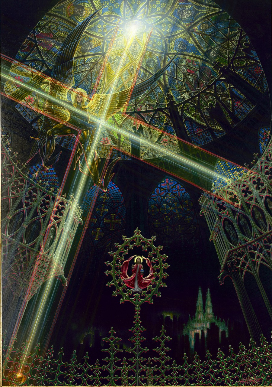 Die Kraft des Kreuzes - Christliche Kunst - Ars Sacra - verkäuflich