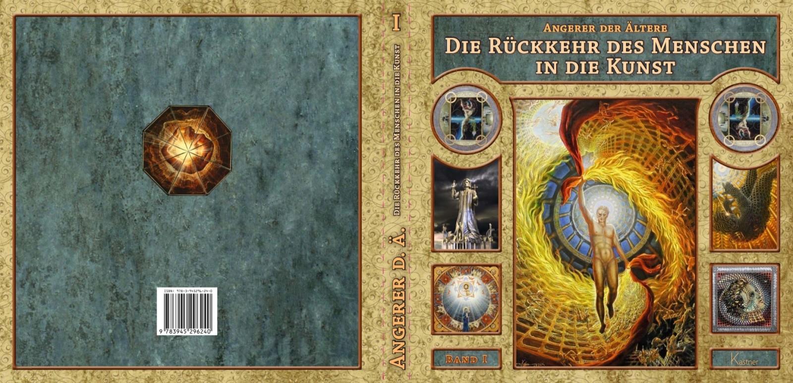 Art Books - Die Rückkehr des Menschen in die Kunst - Kunstband - 149,00 €