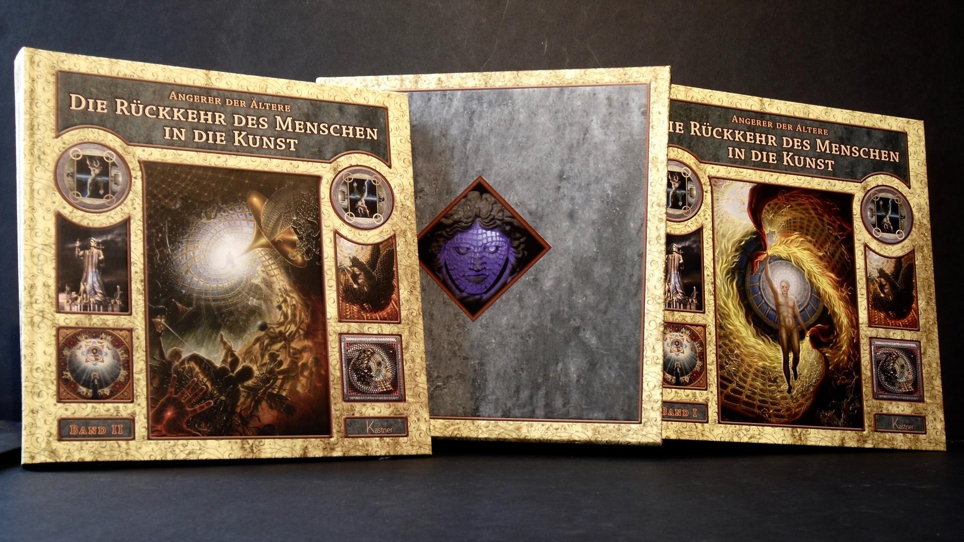 Art Book - Die Rückkehr des Menschen in die Kunst - Kunstband - 149,00 € Verlag Kastner