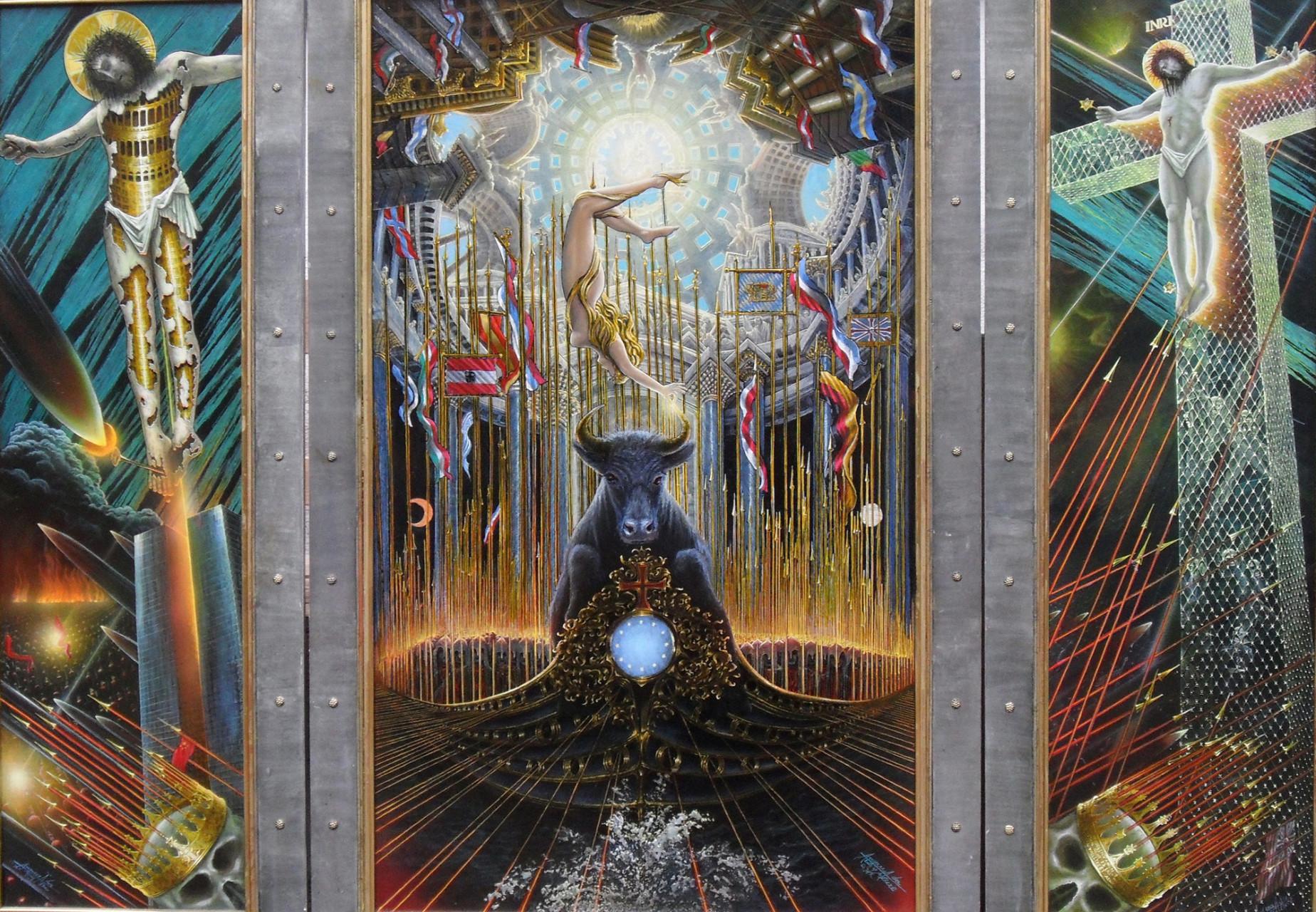 Die Seele Europas - Christliche Kunst - Ars Sacra - verkäuflich