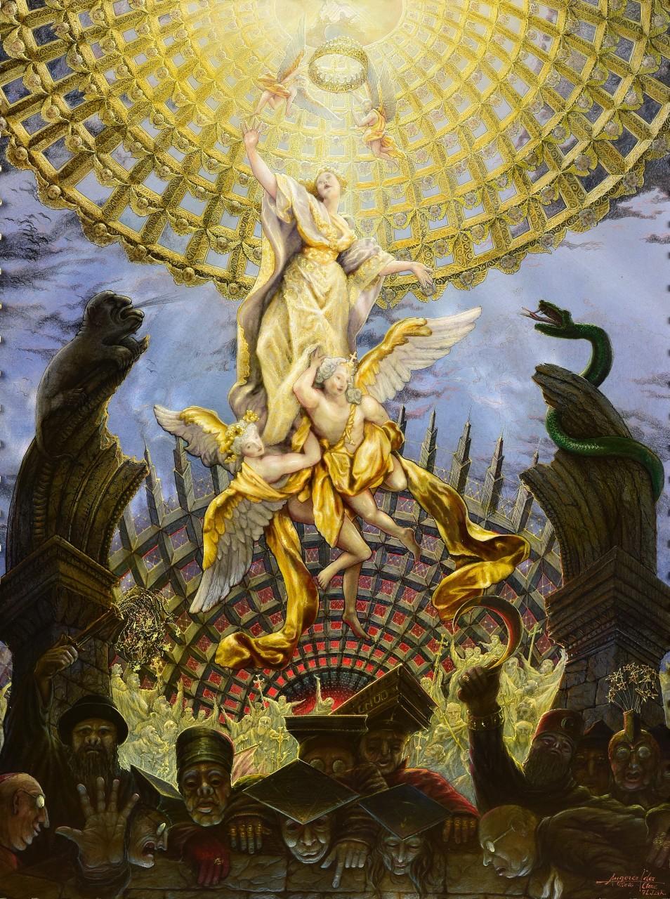 Maria Himmelfahrt - Christliche Kunst - Ars Sacra - Auf Anfrage