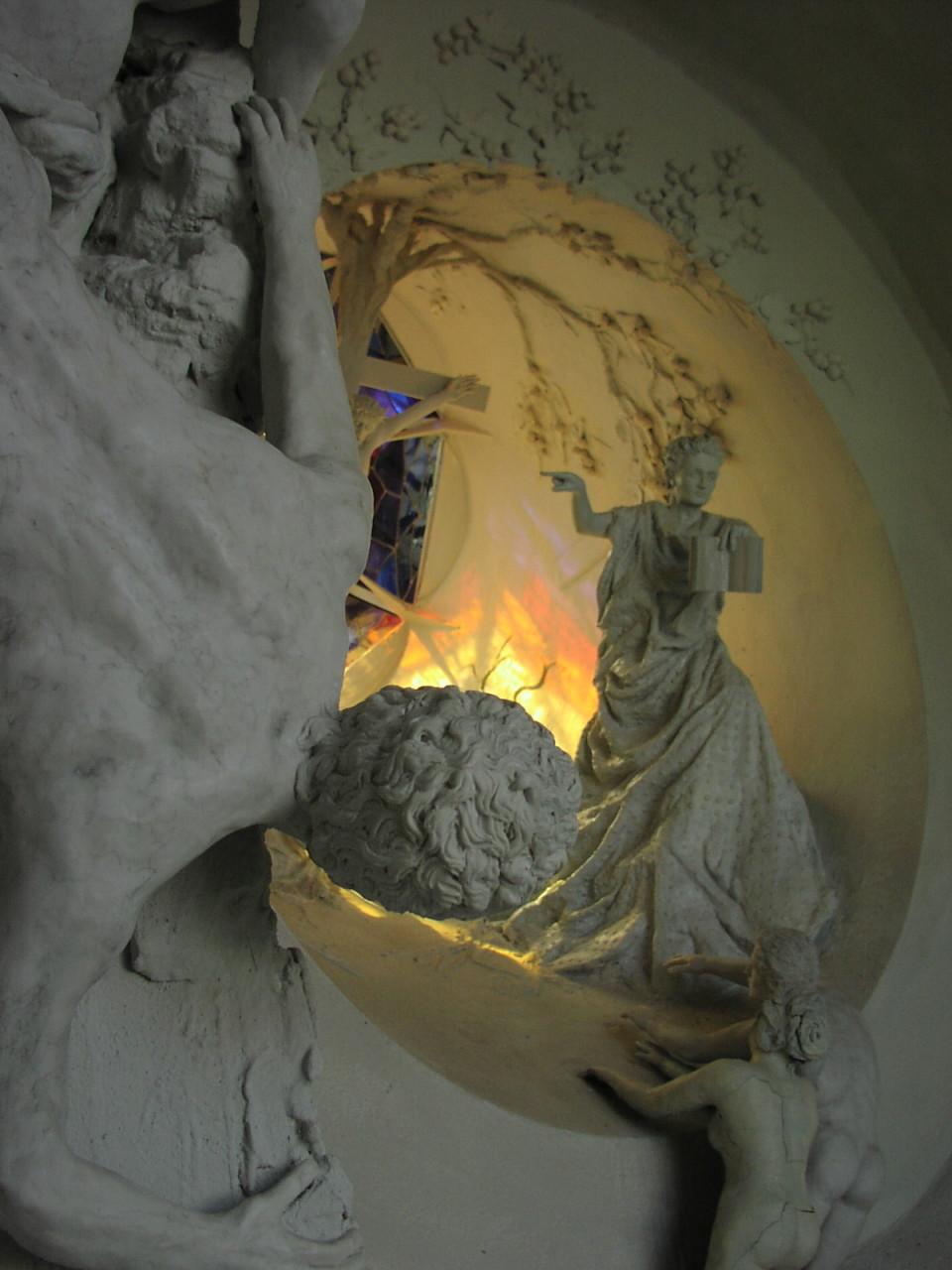 Erlöserkapelle Detailansicht