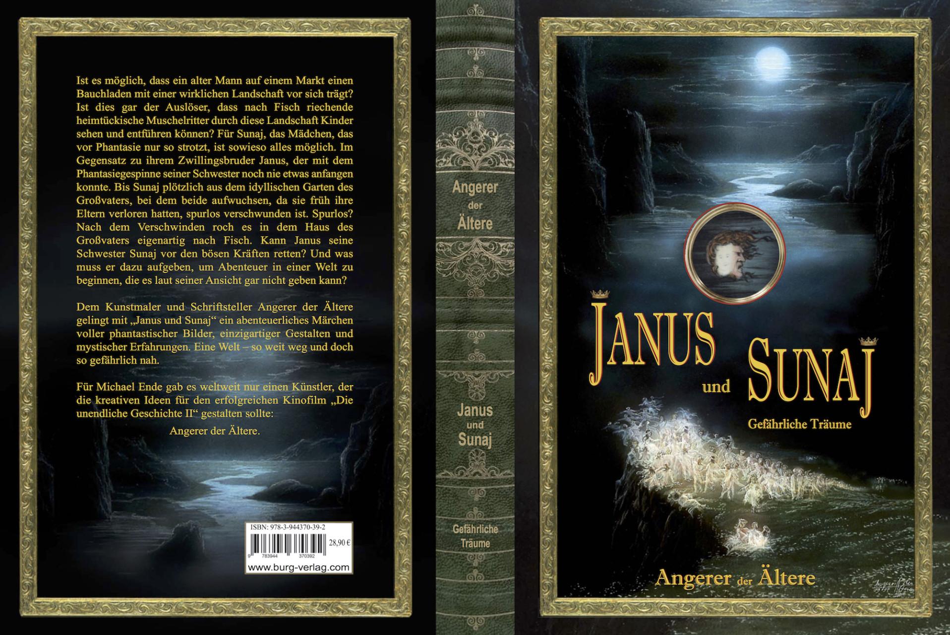 Janus und Sunaj - Märchen - 28,90 € Burg-Verlag