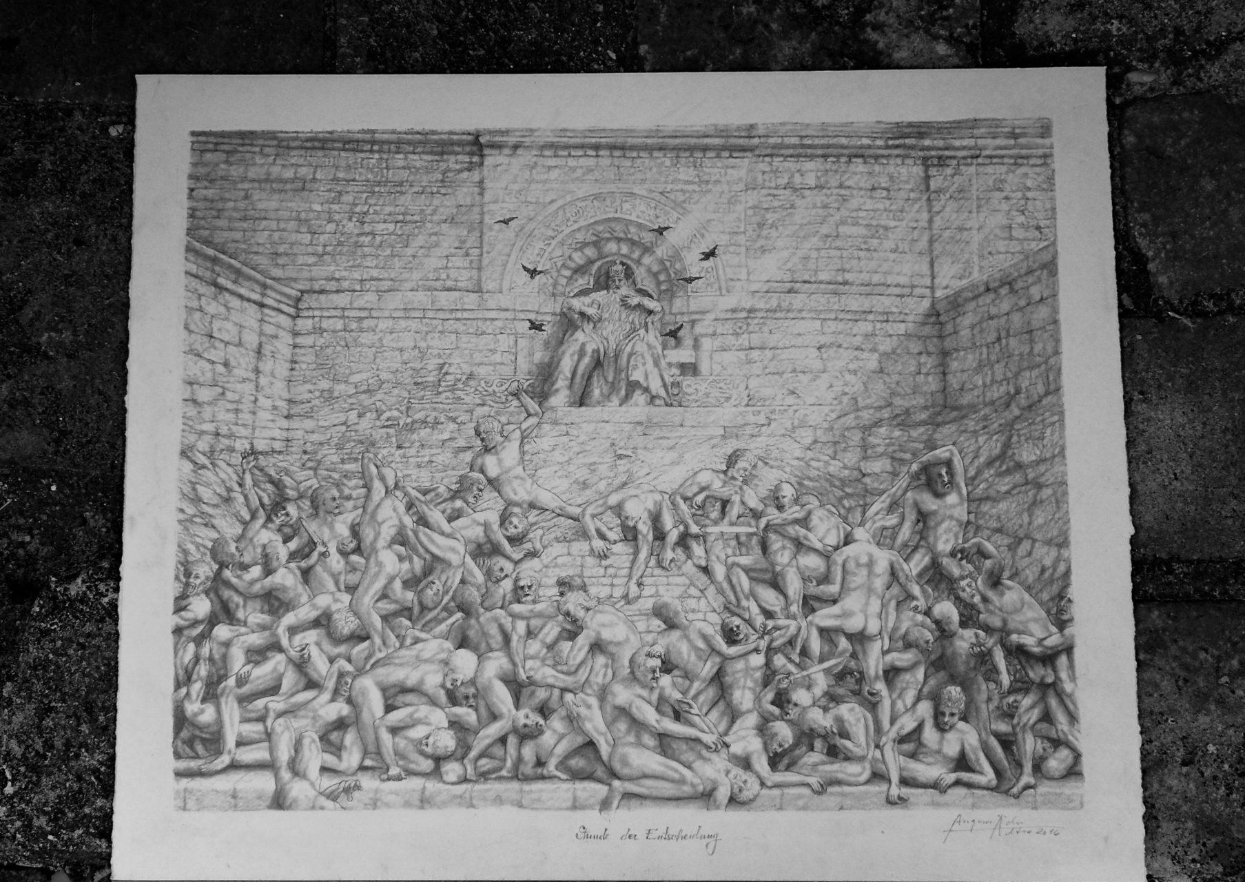 Kyffhäuser Denkmal Barbarossa Friedrich I