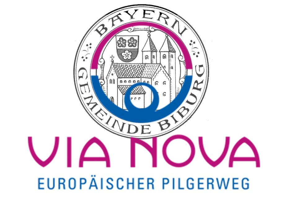 Gemeinde Biburg - Via Nova - Pilgerstempel