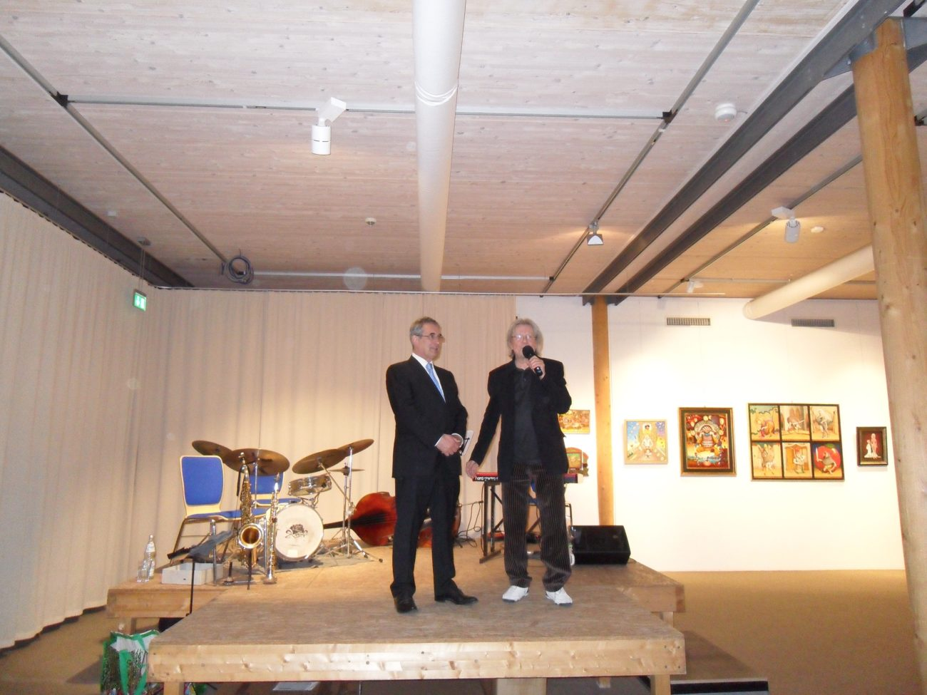 Magical Dreams III - 2. Vernissage im Deutschen Hopfenmuseum