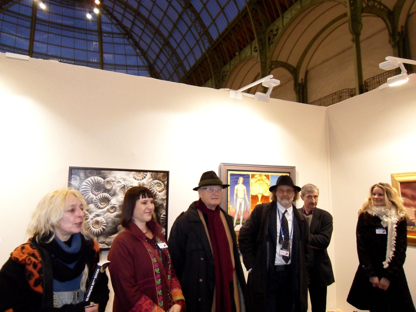 Art Capital 2017 Grand Palais Paris