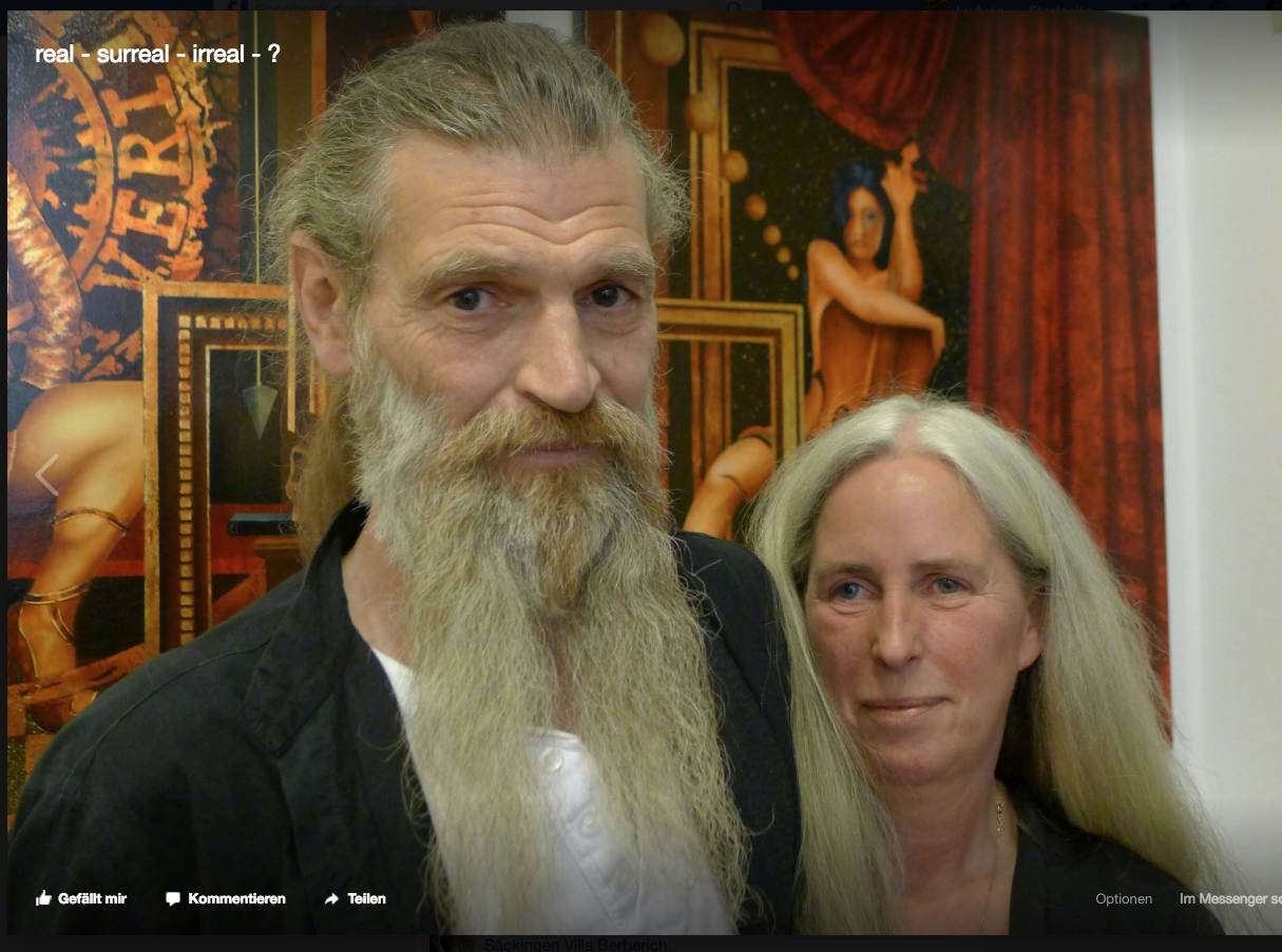 Ingrid und Jörg Krumland - Callas Bemen