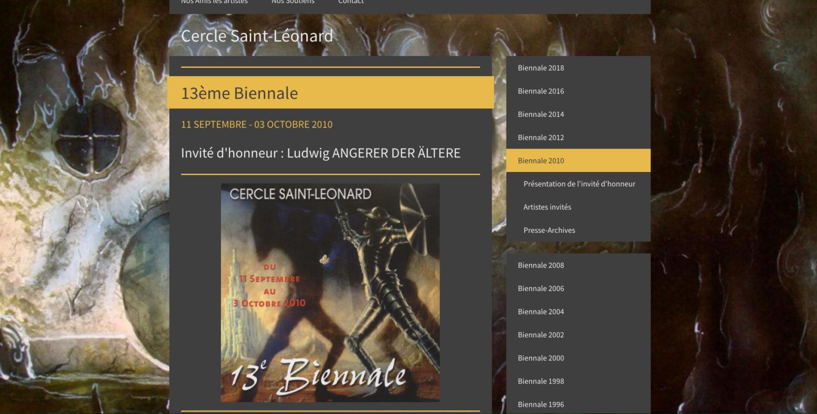 Cercle Saint-Leonard