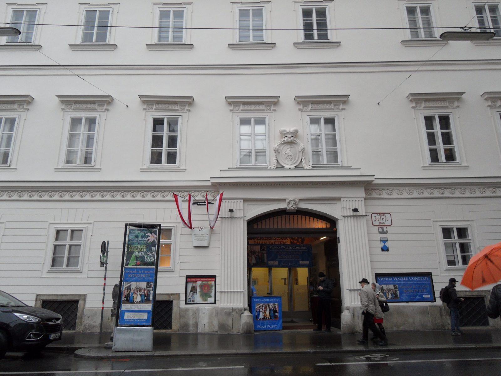 Palais Palffy - Phantastenmuseum