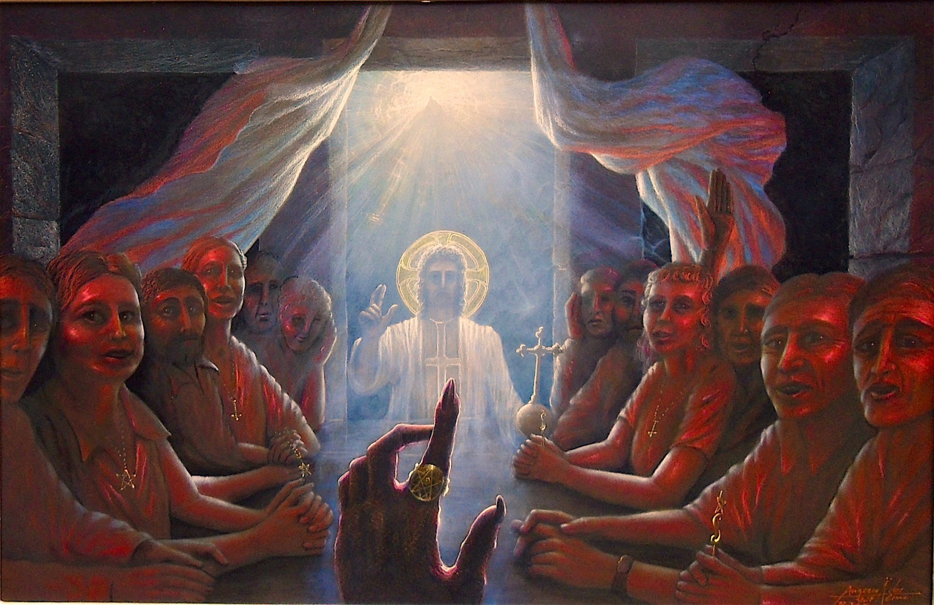 Ankunft des Antichristen - Der Antichrist - Auf Anfrage