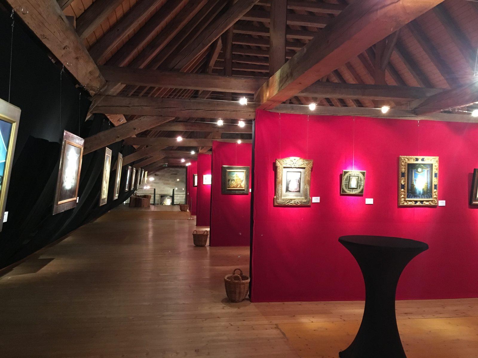 Retrospektive Angerer der Ältere- - Museum im Schafstall
