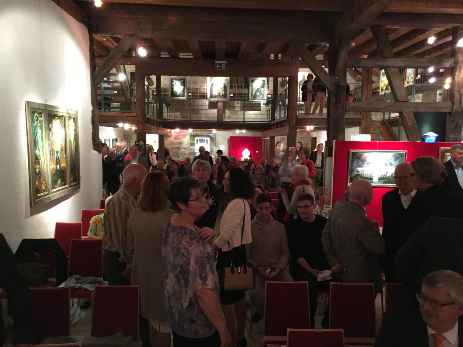 Retrospektive Angerer der Ältere - Museum im Schafstall