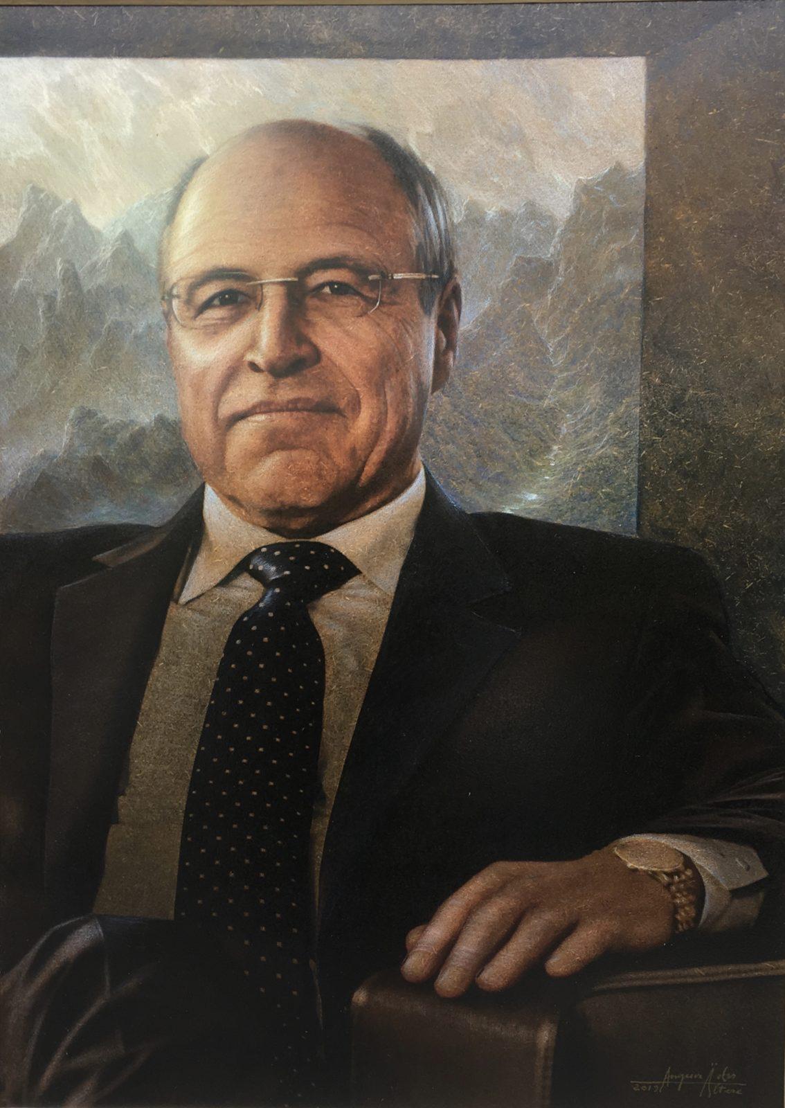 Präsident der Bayerischen Wirtschaft