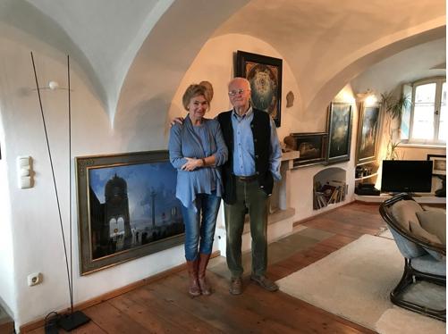 Mutige Kunst Atelier Biburg