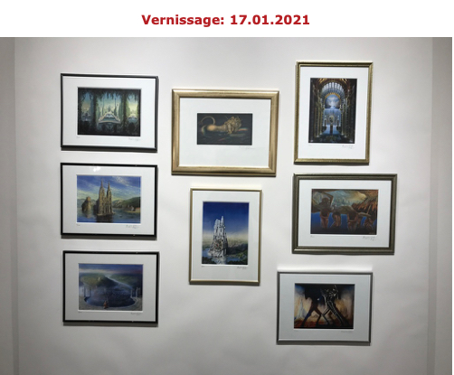 Mutige Kunst im Stadttheater Fürth - Galerieforum