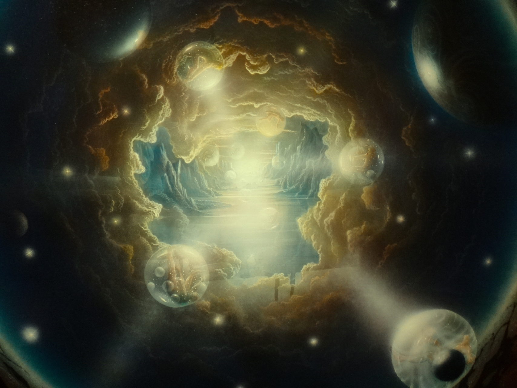 Die vierte Dimension