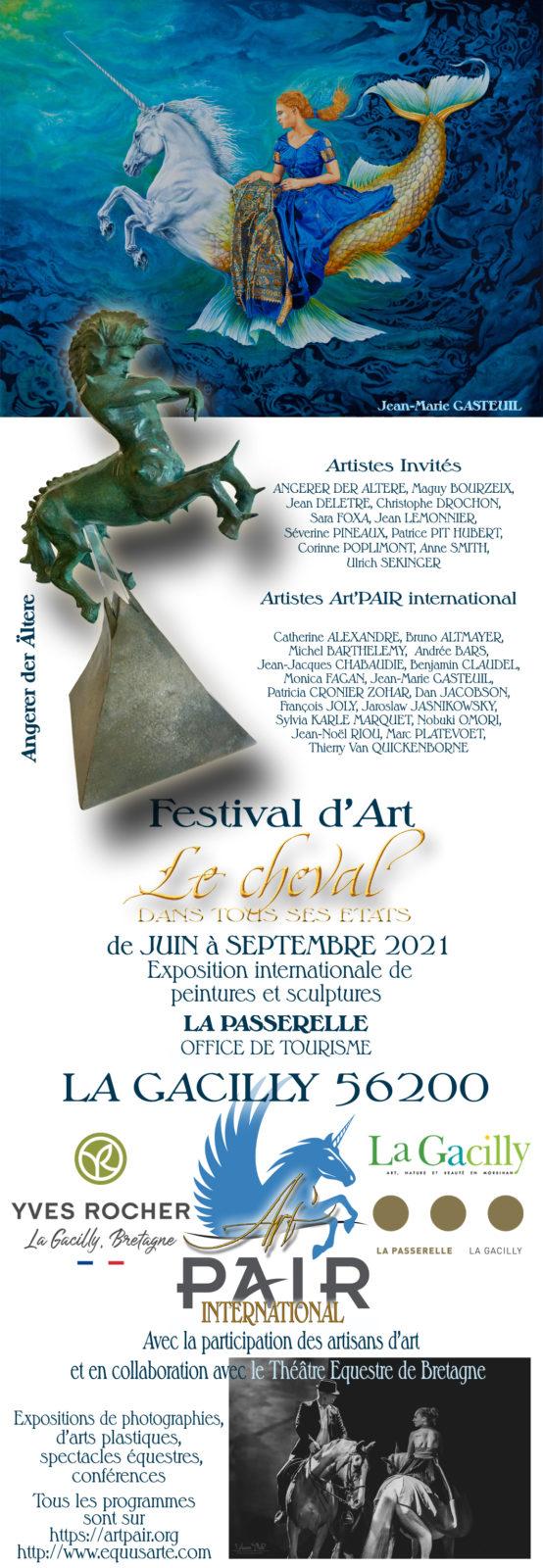 Plakat - Festival d'Art